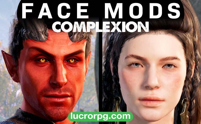 bg3 face mods