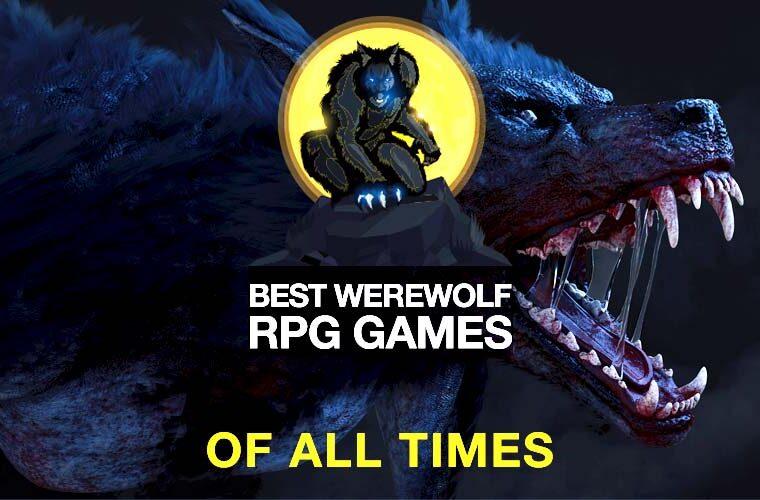 werewolf rpg games