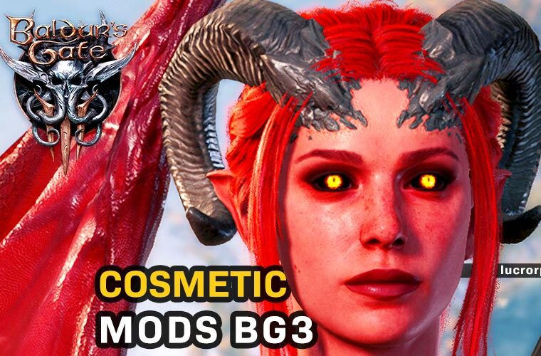 bg3 cosmetic mods
