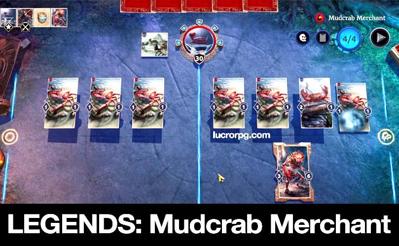 mudcrab merchant legends