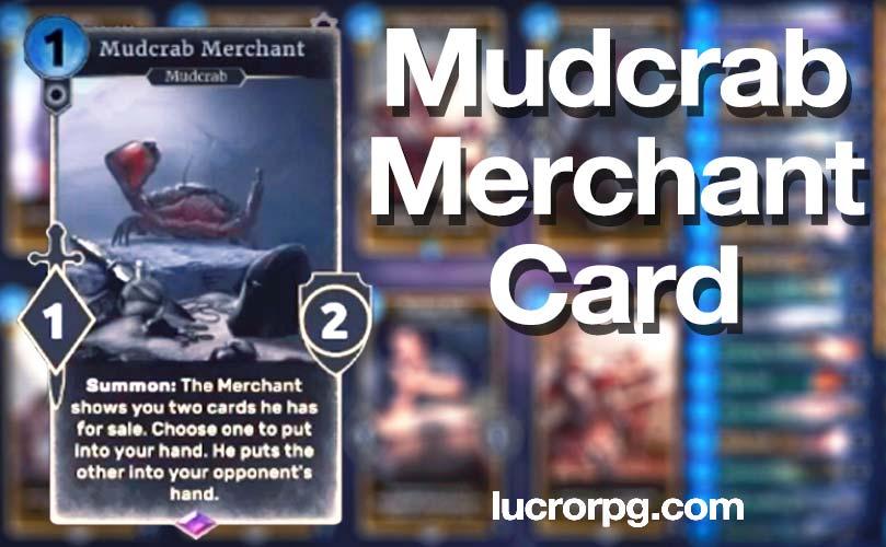 mudcrab merchant card