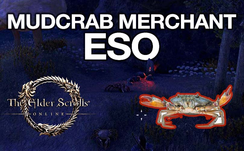 mudcrab merchant eso