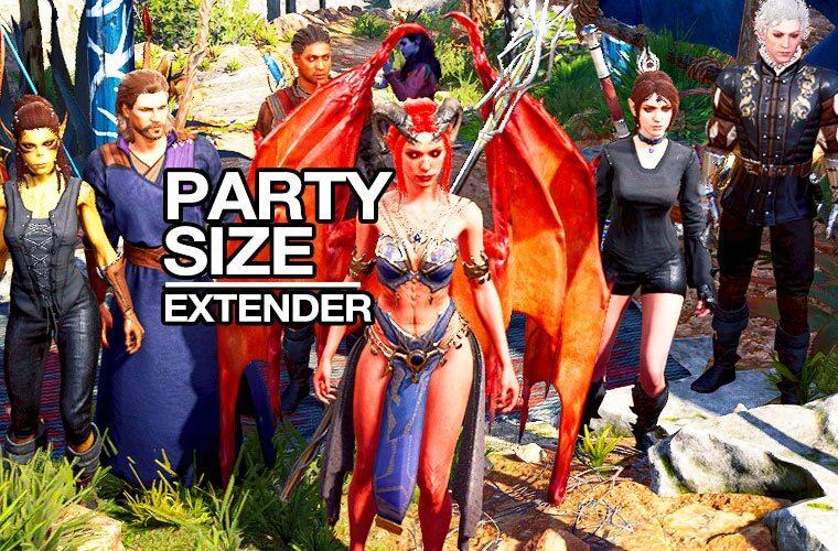 party size extender bg3
