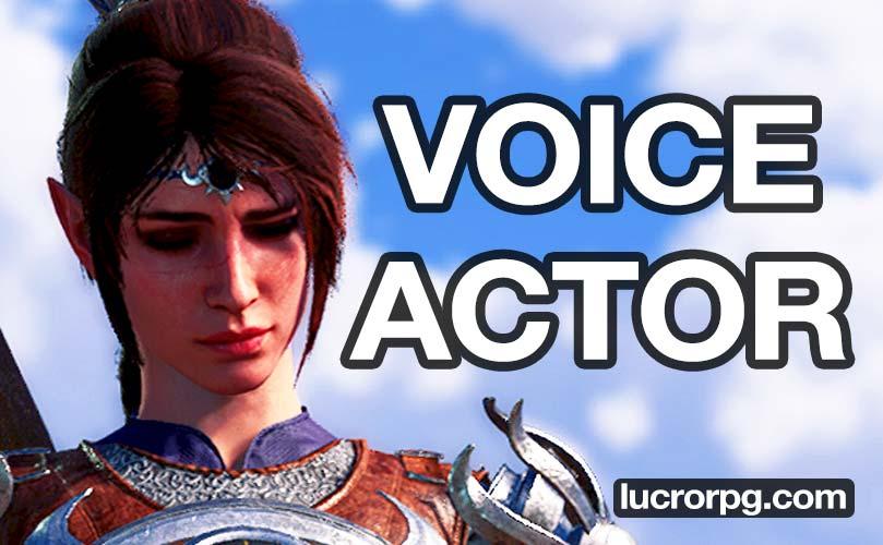 shadowheart voice actress