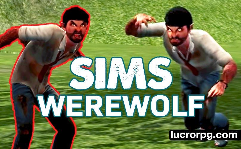 sims werewolf