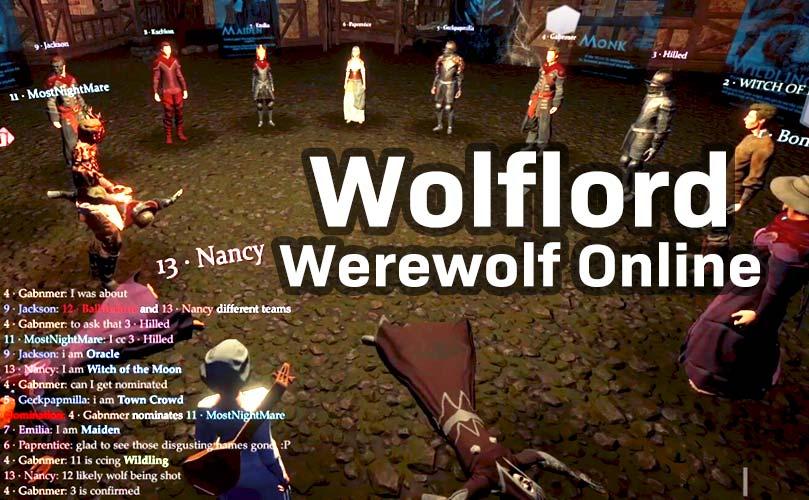 werewolf rpg games online