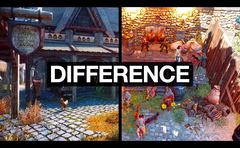 rpg difference