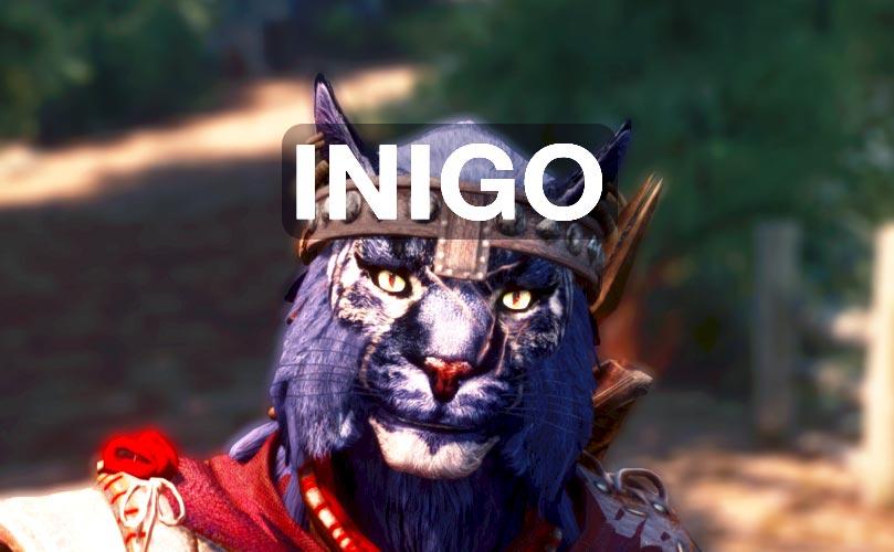 can you marry inigo