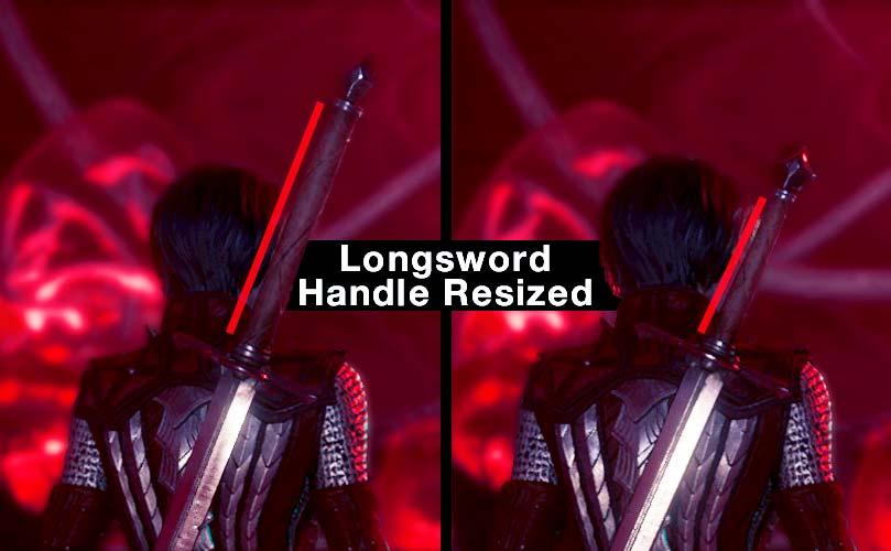 baldur's gate 3 sword weapon mods